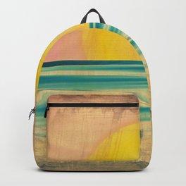 Ocean Sunset 1.0 Vintage Backpack