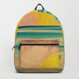 Ocean Sunset 1.0 Vintage Backpack