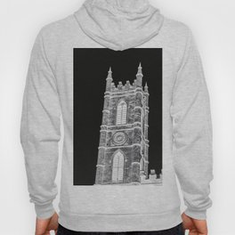 inverted church tower Hoody
