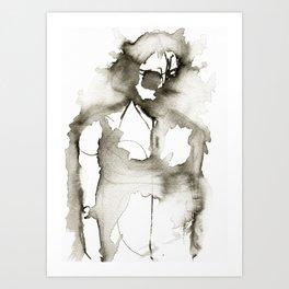 The Beginner Art Print