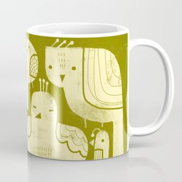 BIRD PATTERN Coffee Mug