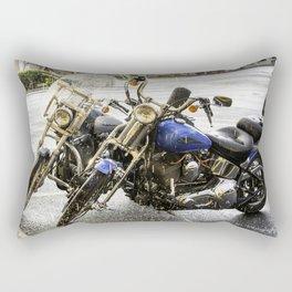 Two HD Rectangular Pillow