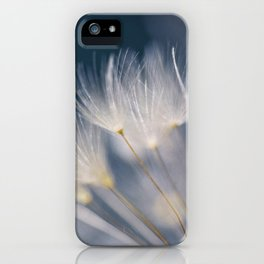 soft lights iPhone Case