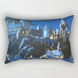 Gogwarts Rectangular Pillow