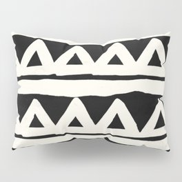 Tribal Chevron Stripes Pillow Sham