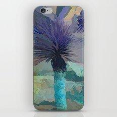 Got The Blues In The Desert  iPhone & iPod Skin