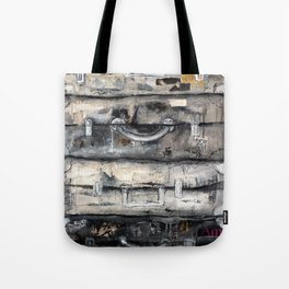 vieille valise Tote Bag