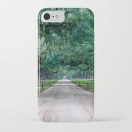 Tangled Trees iPhone Case