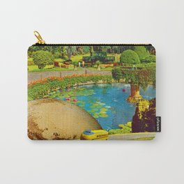 Gardens of Pluto Carry-All Pouch
