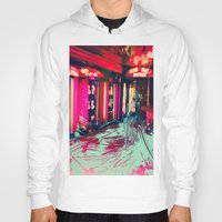 burlesque Hoodies featuring Burlesque by The Lola is Here Store