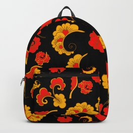 Traditional russian folk Backpack