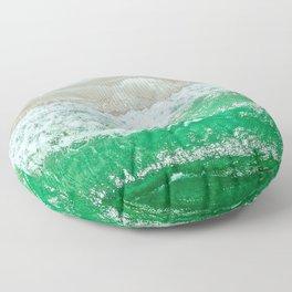 Sea 17 Floor Pillow