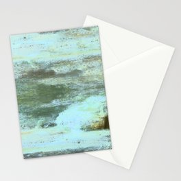 The tonic of wildness Stationery Cards