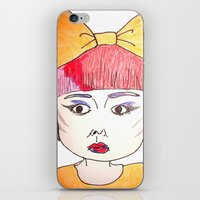 shopping iPhone & iPod Skins featuring shopping by mayubonne