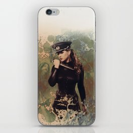 Late War Distractors iPhone Skin