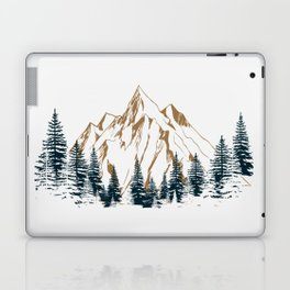 mountain # 4 Laptop & iPad Skin