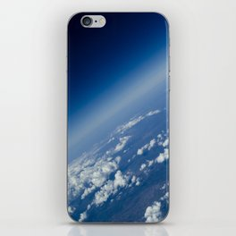 infinite space iPhone Skin