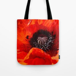 Georgia, Ode to, by Mandy Ramsey Tote Bag