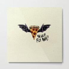 Never Fly Away Metal Print