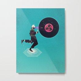 Copy Ninja's Kamui Metal Print