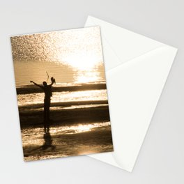 Take in the Morning Stationery Cards