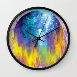 Farewell, Luna. Wall Clock