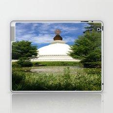 Peace Pagoda Laptop & iPad Skin