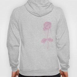 Dripping Rose Hoody