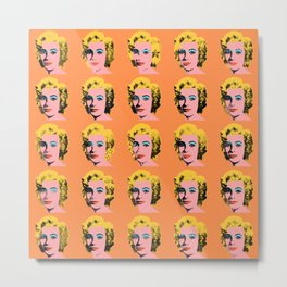25 Liz Monroes Metal Print