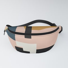 Shape study #2 - Lola Collection Fanny Pack