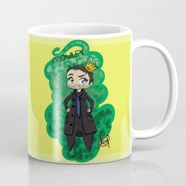 Chibi Crowley (Supernatural) Coffee Mug
