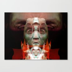 Cosby #7 Canvas Print