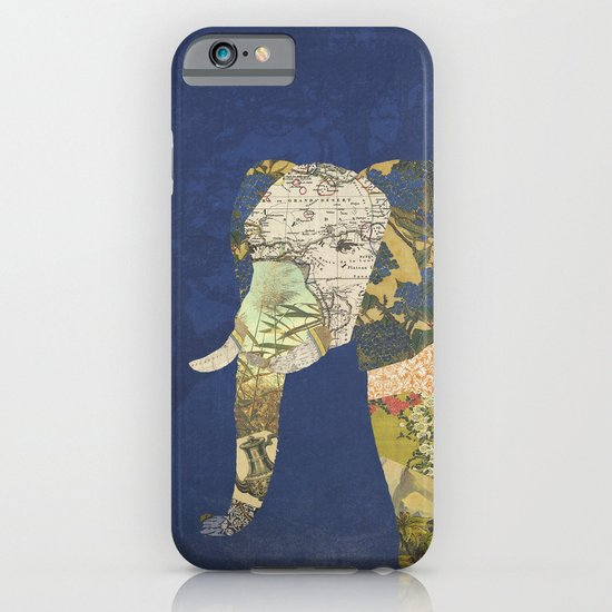 Elephant - The Memories of an Elephant iPhone & iPod Case