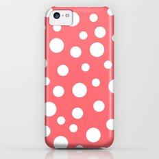 Crazy Coral iPhone 5c Slim Case