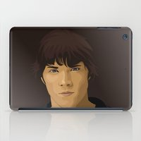 winchester iPad Cases featuring Sam Winchester by siddick49
