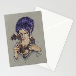 My creatures Stationery Cards