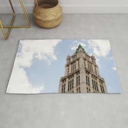 The Woolworth Building Rug