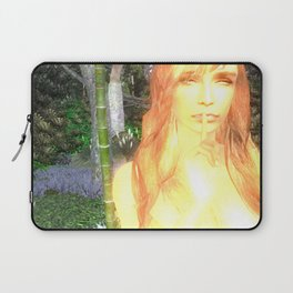 Cult of Youth: Shh! Laptop Sleeve