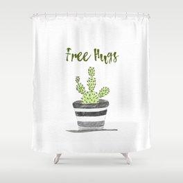 Hugs Please? Shower Curtain