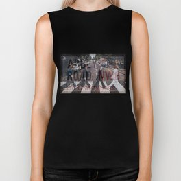 Abbey Road Biker Tank
