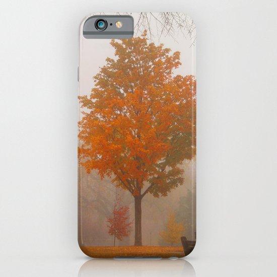 October Fog iPhone & iPod Case