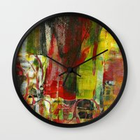 film Wall Clocks featuring Film by Ana Janzen