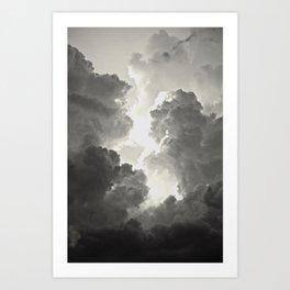 A little bit of heaven Art Print
