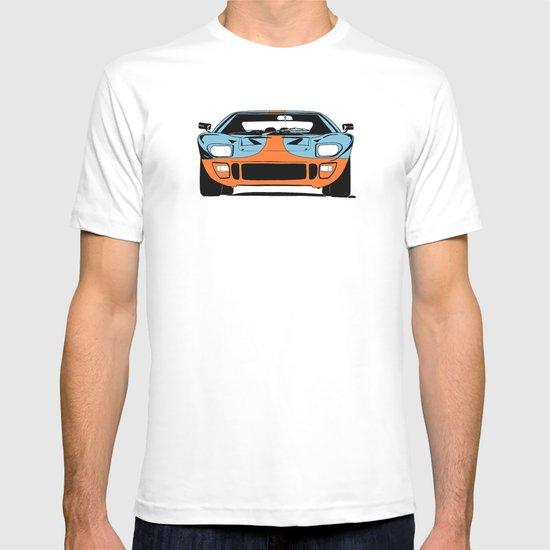 GT40 - Gulf Livery T-shirt