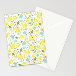 Summer Sippin' Stationery Cards