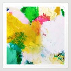 Color Palette No.35 Art Print