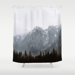 EL CAPITAN MEADOW Shower Curtain