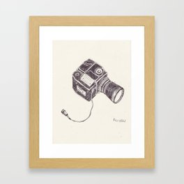 The Hasselblad Framed Art Print