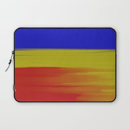 Abstract No 1 By Chad Paschke Laptop Sleeve