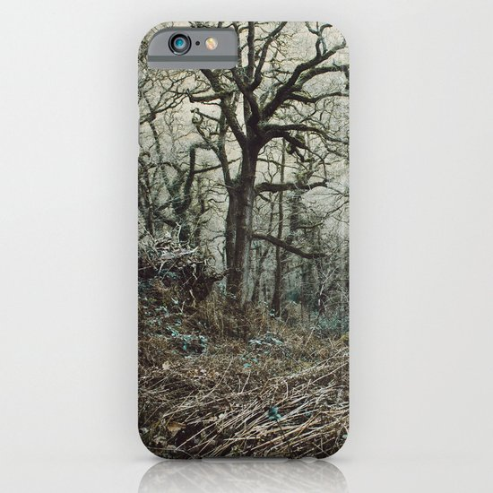 Undergrowth iPhone & iPod Case